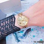 Изображение на часовник Michael Kors MK3903 Maci Crystal Gold