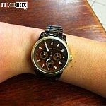 Изображение на часовник Michael Kors MK5038 Ritz Jet Set Tortoise
