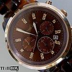 Изображение на часовник Michael Kors MK5216 Ritz Tortoise Chronograph