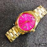 Изображение на часовник Michael Kors MK5801 Runway Pink