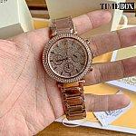 Изображение на часовник Michael Kors MK5857 Parker Glitz Rose Gold