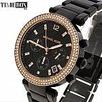 Изображение на часовник Michael Kors MK5885 Parker Chronograph Black
