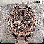 Изображение на часовник Michael Kors MK6096 Wren Crystal Pave