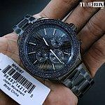 Изображение на часовник Michael Kors MK6097 Wren Glitz Chronograph