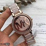 Изображение на часовник Michael Kors MK6176 Parker Crystal Pave