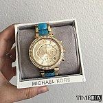 Изображение на часовник Michael Kors MK6364 Parker Chronograph Blue