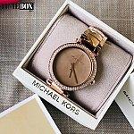 Изображение на часовник Michael Kors MK6426 Parker Mother of Pearl Gold