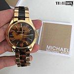 Изображение на часовник Michael Kors MK4284 Slim Runway Tortoise