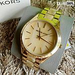 Изображение на часовник Michael Kors MK4285 Slim Runway Champagne
