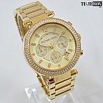 Изображение на часовник Michael Kors MK5354 Parker Gold Chronograph