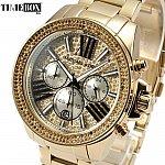 Изображение на часовник Michael Kors MK6095 Wren Glitz Chronograph