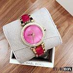 Изображение на часовник Michael Kors MK6490 Parker Mother of Pearl Pink