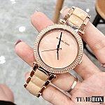 Изображение на часовник Michael Kors MK6492 Parker Mother of Pearl Gold
